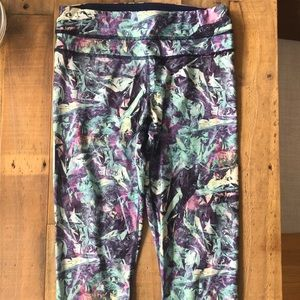 Pants - Lululemon Run inspire crop II